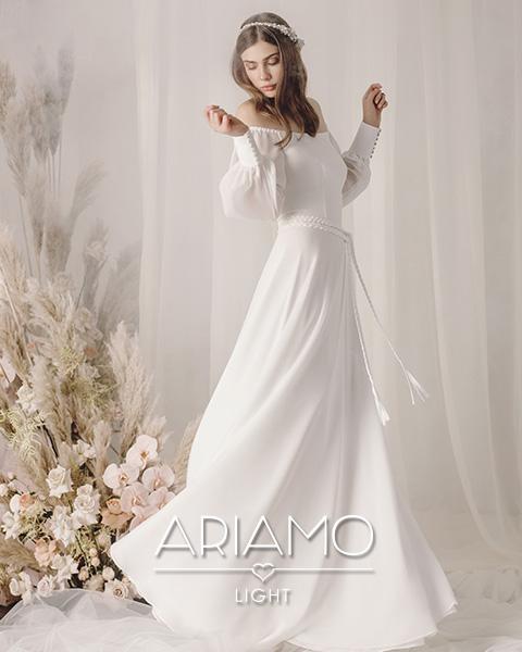 b08bc1e7b96 Свадебные платья Ariamo Light