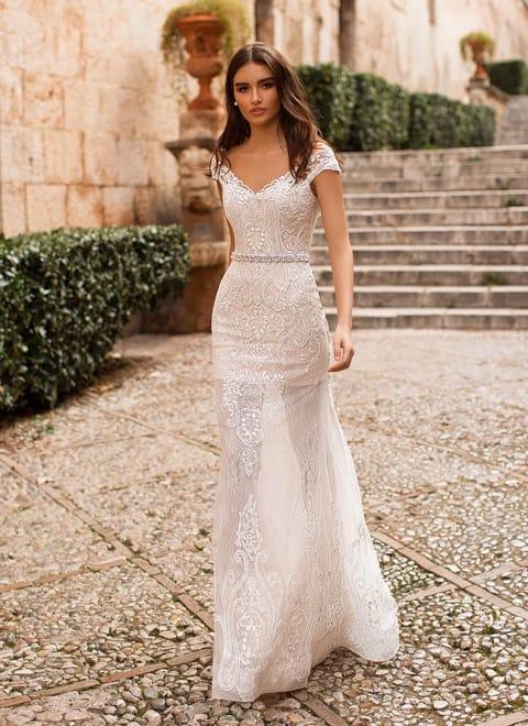8fa0af4f037 Кружевные свадебные платья