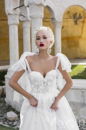 10 свадебных платьев от салона Гранд Ажур, которые сделают вас принцессой