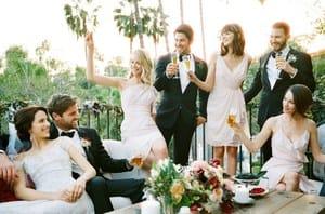 Нарядные платья для гостей свадебного торжества