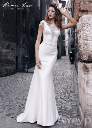 Как выбрать наилучшее свадебное платье, исходя из типа фигуры(часть 1)