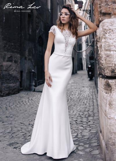 Выбираем свадебное платье по типу фигуры: Песочные часы