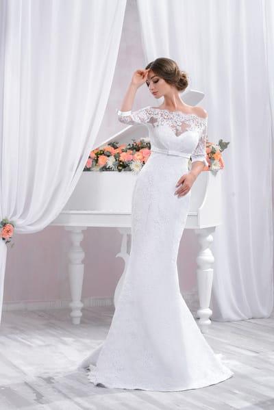 10 типов декольте свадебных платьев - какое подойдет именно вам?(Часть 2)