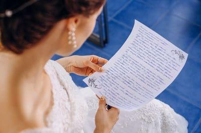 Инструкция для невест: свадебные клятвы