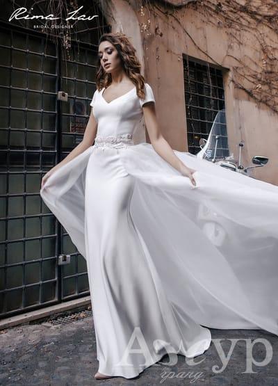 Свадебные платья для регистрации в загсе
