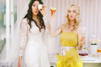 Развлечения для летней свадьбы