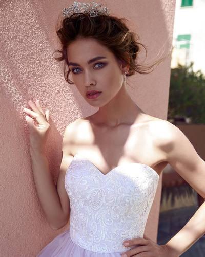 9 действительно оригинальных платьев от свадебного салона Гран Ажур