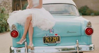 Свадьба в стиле «Тиффани»