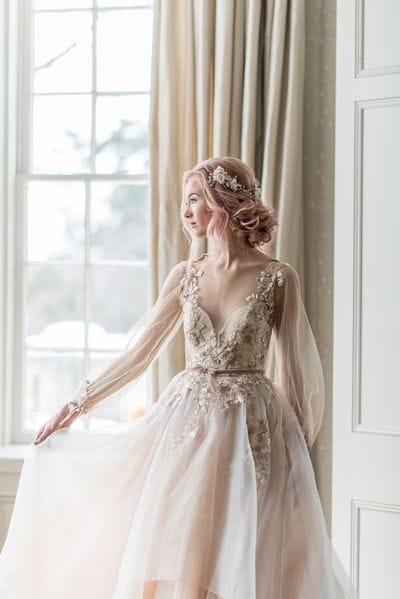 Необычная и запоминающаяся тематическая свадьба