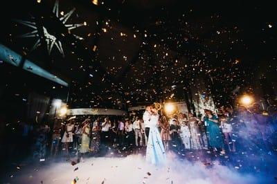 Большая семейная свадьба