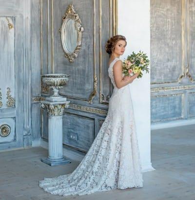 Свадебное платье для второго брака
