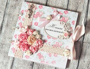 Книга пожеланий на свадьбу: для чего нужна и как сделать?