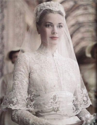 Свадебный образ Грейс Келли: что перенять современным невестам