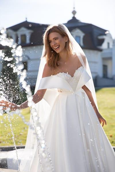 Пышные свадебные платья или их альтернативы?