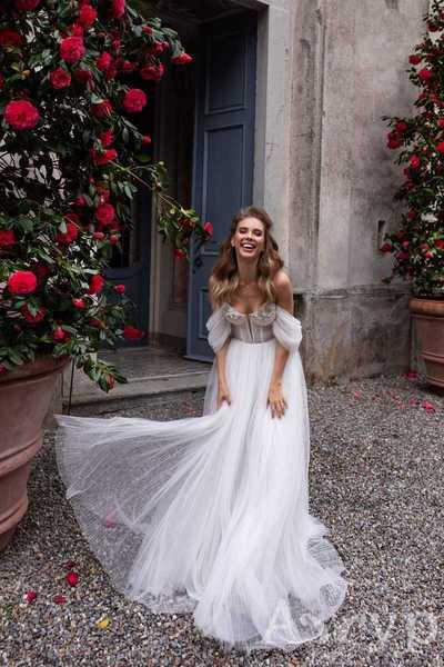 ТОП-10 платьев для Свадебной фотосессии