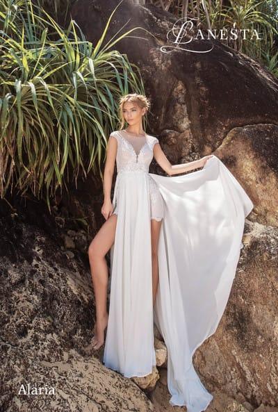 Свадьба на пляже - выбираем платье