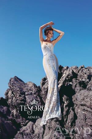 8 восхитительных свадебных платьев Бохо от Ariamo Bridal в салоне Гранд Ажур