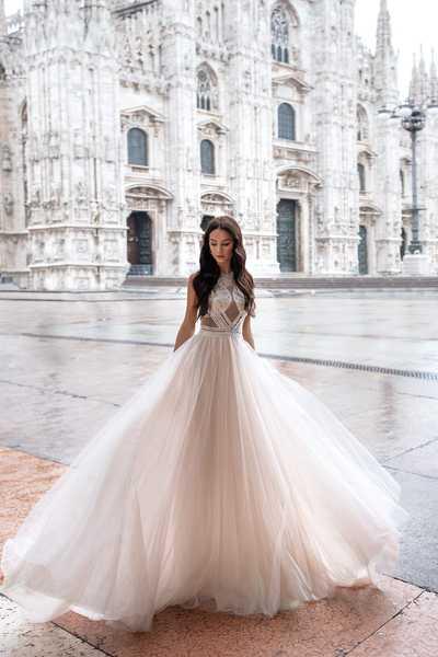 Свадебные платья создают образ и настроение невесты