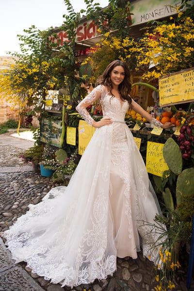 Эксклюзивные свадебные платья для неповторимых невест
