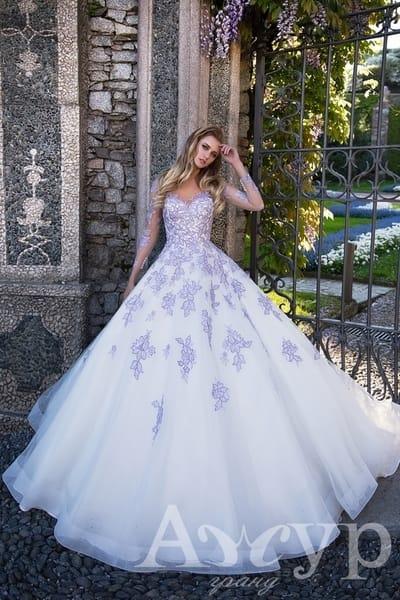 Нестандартный подход к образу невесты