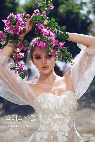 Коллекция свадебных платьев Spanish Heart от Ariamo уже в салоне