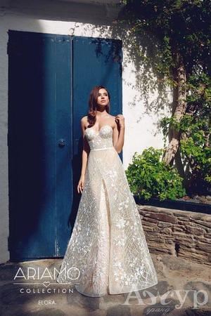 Минималистичные свадебные платья от салона Гранд Ажур