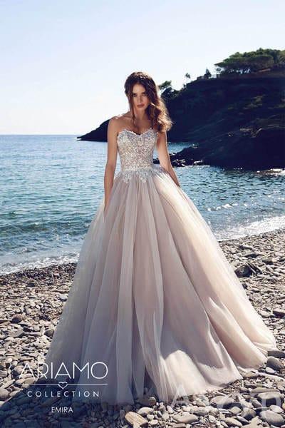Выбираем свадебное платье по типу фигуры: груша
