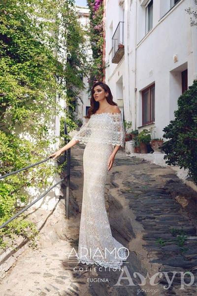 Выбираем свадебное платье по типу фигуры: Яблоко