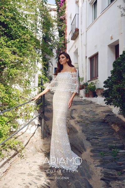 Элегантные и нежные свадебные платья