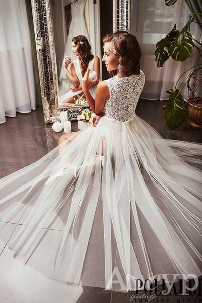 Будуарные платья - каждая невеста достойна лучшего