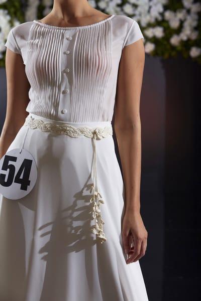 Показ свадебных платьев ARIAMO  в Киеве