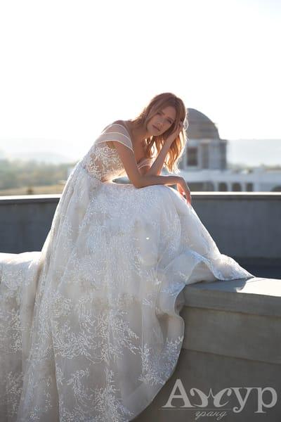 Свадебный образ невесты 2019