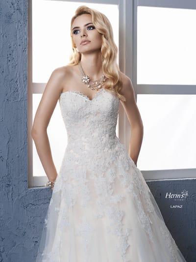 О свадебной коллекции Herm`s Bridal