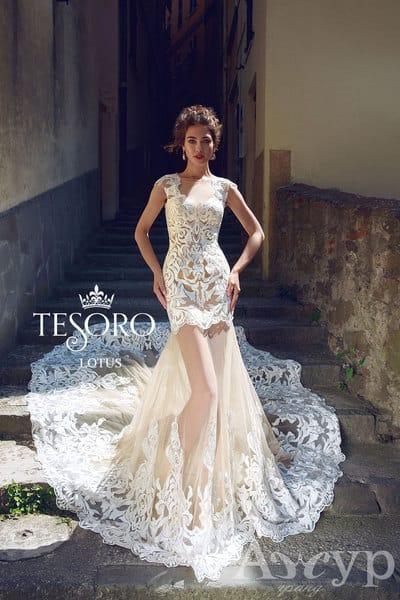 24 свадебных платья с коротким рукавчиком от салона Гранд Ажур