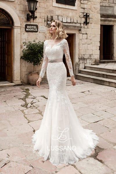Lussano Bridal - воплощение итальянской свадебной мечты