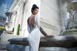 Свадебные платья с открытой спиной - самые красивые модели