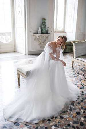 Свадебные платья 2020: основные модные веяния