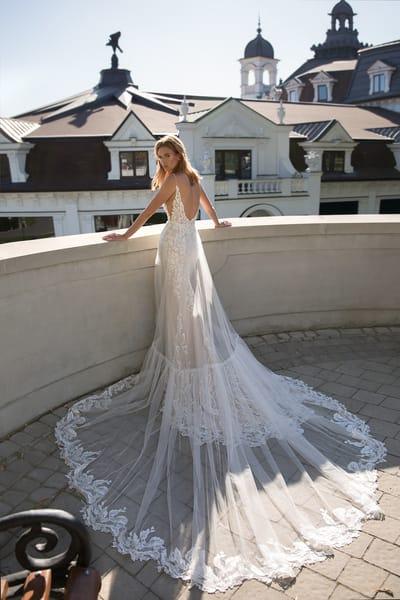 Свадебные платья 2019: модные тенденции