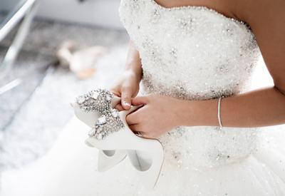 Как выбрать идеальные свадебные туфли