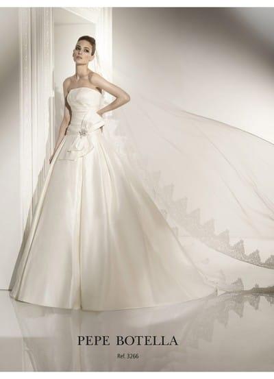 Свадебные платья с бантами от салона Гранд Ажур