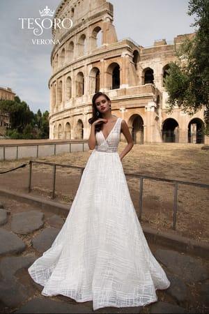 Свадебные платья TESORO
