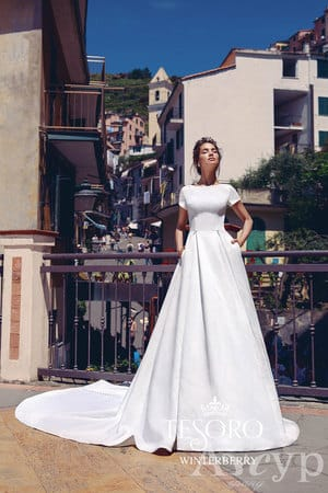 Свадебный минимализм: несколько причин выбрать casual