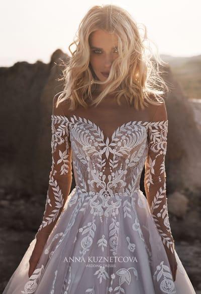 Выбираем зимнее свадебное платье