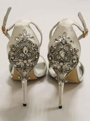 Советы по выбору свадебной обуви