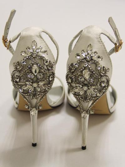 Поради щодо вибору весільного взуття