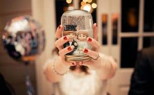 Новогодняя свадьба: идеи проведения