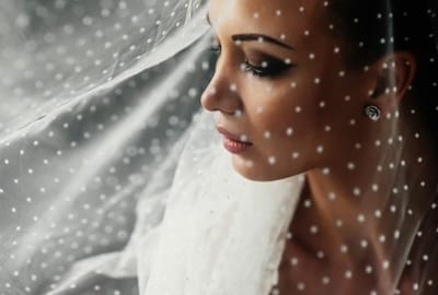 Безупречный свадебный макияж