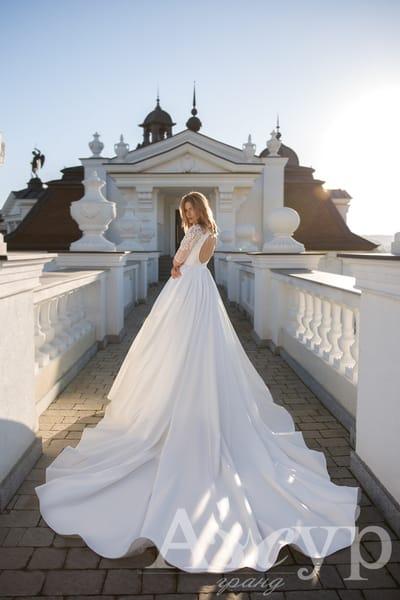 9 ультра элегантных свадебных платьев от салона Гранд Ажур