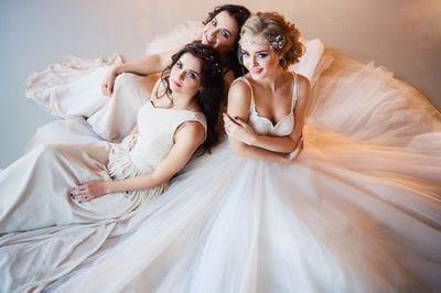 5 правил выбора платья для подружки невесты