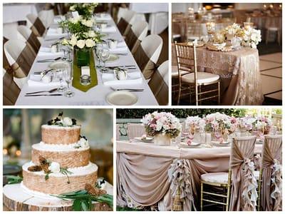 В каком цвете сделать свадьбу 2019